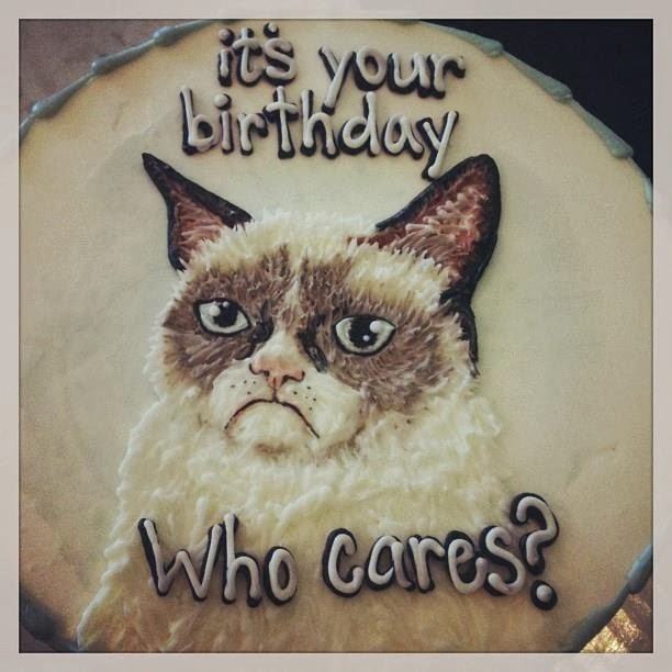 Grumpy Cat Cake Design : Grumpy Cat Cakes Caterville