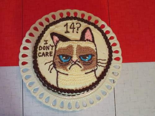 Grumpy Cat Cakes Caterville
